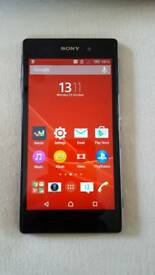 Sony Z1 on EE
