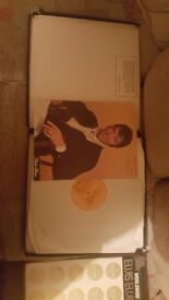 elvis lps singles and box sets