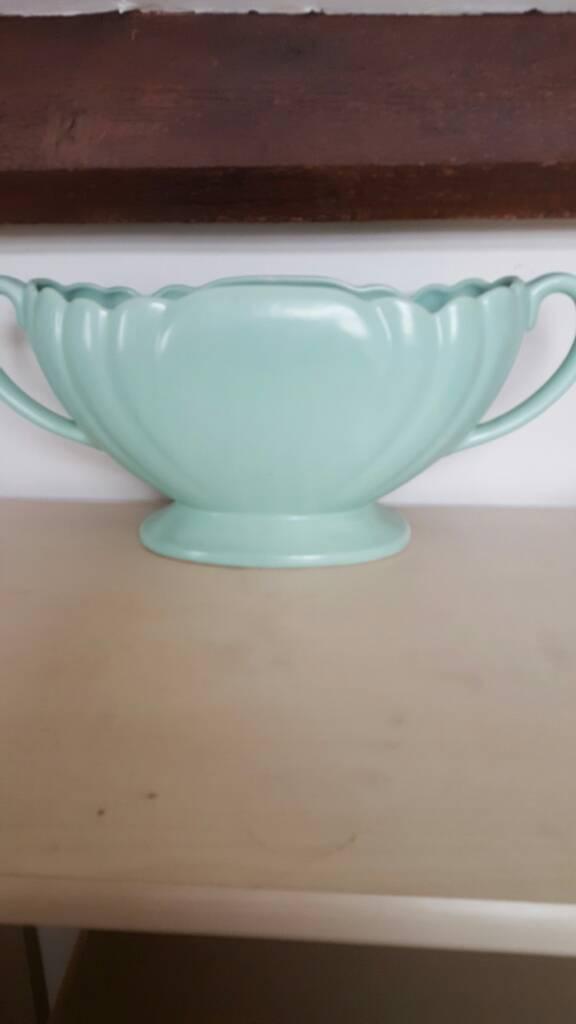 Dartmouth Pottery Large Vase In Brixham Devon Gumtree