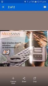 Medisana bath spa