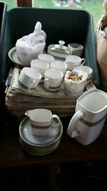 BONE CHINA RONDELAY DINNET COFFEE/TEA SET