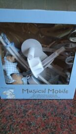 My little puppy musical mobile