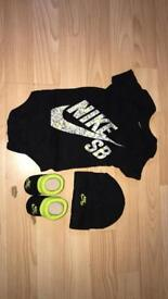 Nike and converse sets