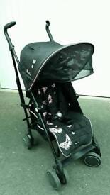 Silvercross pop butterfly stroller pushchair buggy