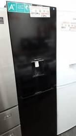 New graded Hisense 55cm frost free fridge freezer with 12 months guarantee