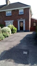 House to let in Killyman, Dungannon. Well presented spacious 3 bed semi detached house
