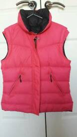 Nike dual wear down vest uk size 12