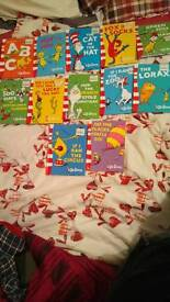 Dr. Seuss Book Collection