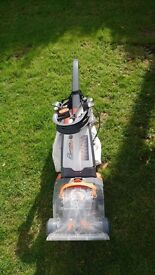 VAX rapide ultra2 carpet washer
