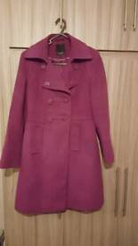 Ladies winter coat size 10 from dabnahms