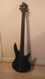 Ibanez Fretless Bass 5-string GWB35