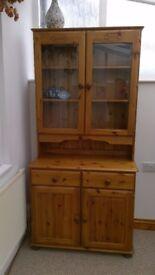Beautiful wooden dresser