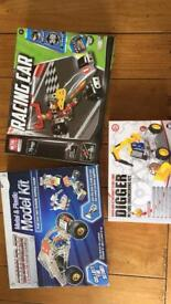 Model engineering kits £3 each