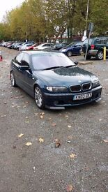 Bmw 330d msport individual for sale £2300 ono very good car