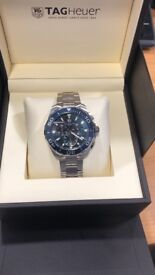Brand new Boxed Tag Heuer Aquaracer mens watch!!