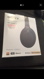 Sony WH-1000XM3 Wireless Headphones - Black