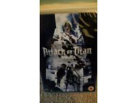 Attack on Titan Part two - episodes 14-25. Brand new