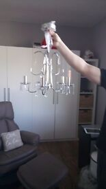 Real Crystal chandelier