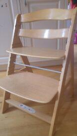 Hauck toddler/high chair