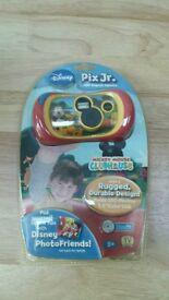 Mickey mouse club house digital camera