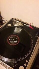 1 STANTON T.60 DIRECT DRIVE DJ TURNTABLE FOR SALE £40