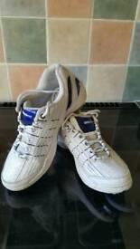 Gray-Nicholls cricket spike shoes