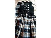 Highland Dancing Flora/Aboyne outfit