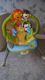 Fisher Price baby chair / bouncer