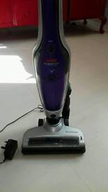 Vax Dynamo Power cordless hoover with charging dock vacuum cleaner