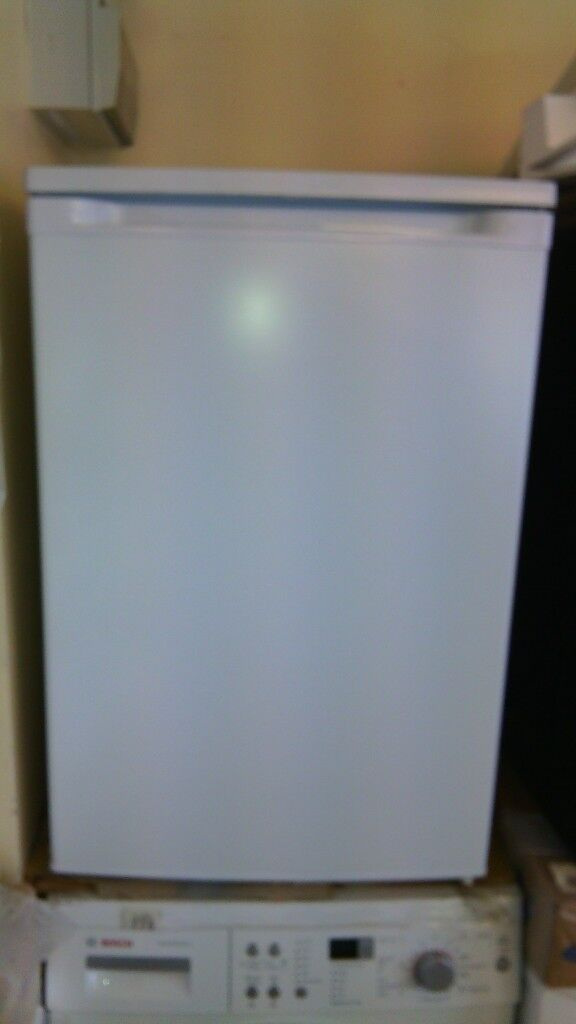 Undercounter Fridge slightly marked Ex display