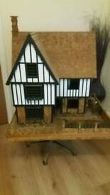 Collectors dolls house