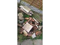 Rubble / bricks / concrete / slabs /hardcore FREE