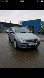 Vauxhall crosa 1.2 spare and repair