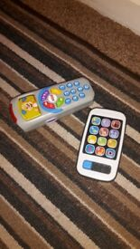 Vtech control and mobile