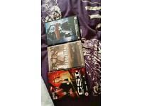 1 box set & 2 other films