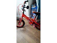 disney cars bike 14 inch