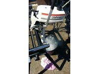 Johnson 2.2 short shaft outboard engine for sale