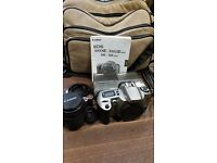 CANON EOS 3000N WITH LOTS ACCESSORIES (COLLECTION ONLY)