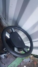 Ford Kuga steering wheel with airbag 2012