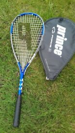 Prince Force 3 Squash Racquet with cover