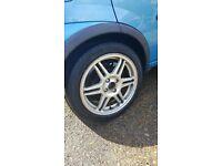 Allay wheels