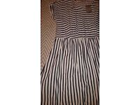 Brand new TU Dress Striped with tags UK 14 RRP £20