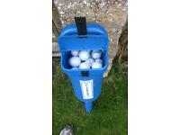 Golf Ball Collector, Clickabag.