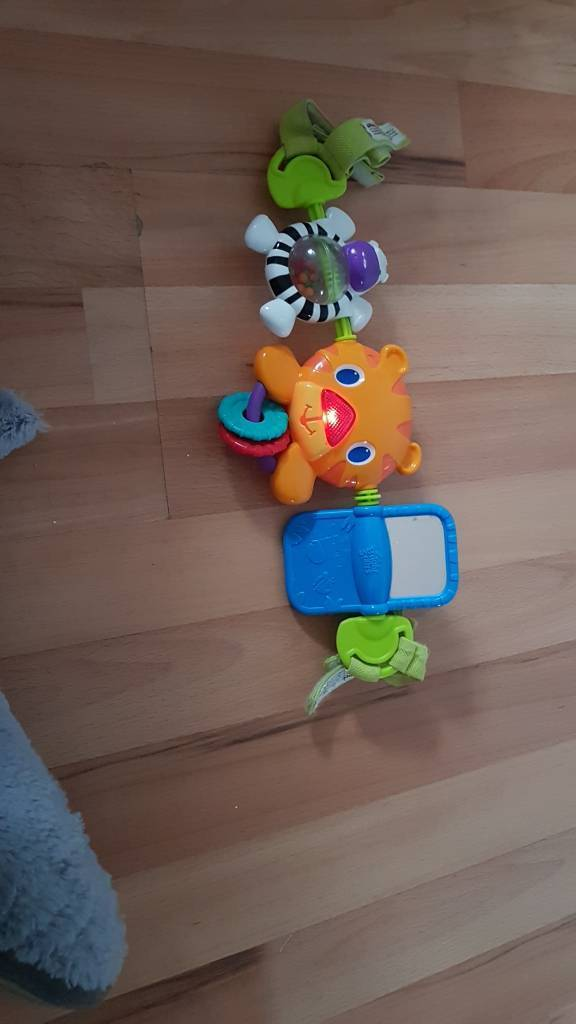 Buggy toy