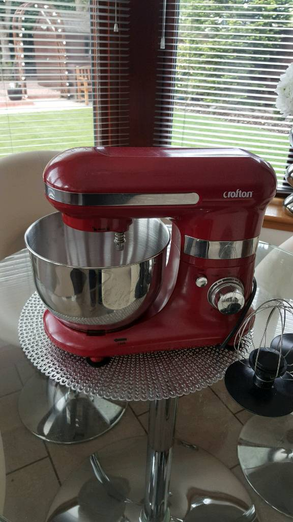 Crofton gorgeous red mixer with