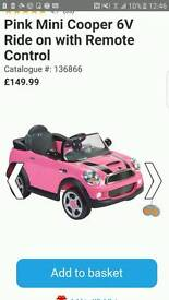 Pink Children's Mini