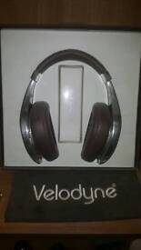 Velodyne vtrue headphones