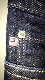 Ladies polo jeans