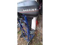 Mariner 6HP Outboard Motor
