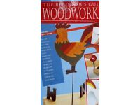 The Beginner's Guide To Woodworking - HARDBACK - Blitz Editions - Used
